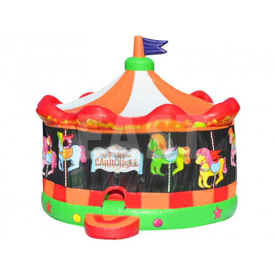 Aufblasbares Fun Carousel Bouncy House