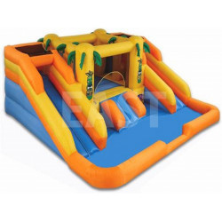 Bounce House Mit Pool